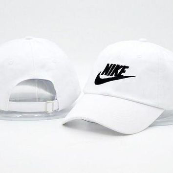 DCCKHI2 Perfect Nike Women Men Embroidery Baseball Cap Hat Sport Sunhat Cap Tagre-