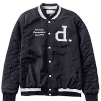 Diamond Supply Co. - Un-Polo Varsity Jacket (Black)