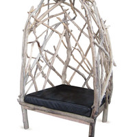 Crusoe Canopy Chair by Four Hands at Gilt