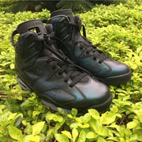 AIR JORDAN 6 (CHAMELEON / IRIDESCENT) BASKETBALL SHOES