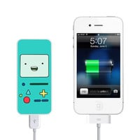 Adventure Time Beemo BMO Power Bank External Battery Charger for iPhone and Samsung Andriod