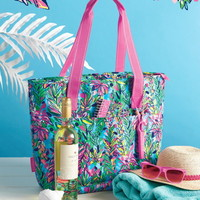 Lilly Pulitzer Insulated Beach Cooler - Hot Spot - Ryan's Daughters