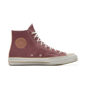 The Converse Custom Chuck 70 Leather High Top Shoe.