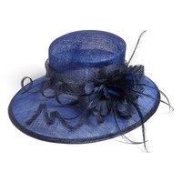 Nordstrom Butterfly Derby Hat