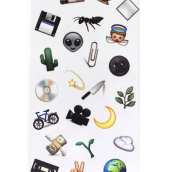 Retro Emoji Phone Case