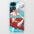 Wish I Could Be... iPhone & iPod Case by Kimberly Castello