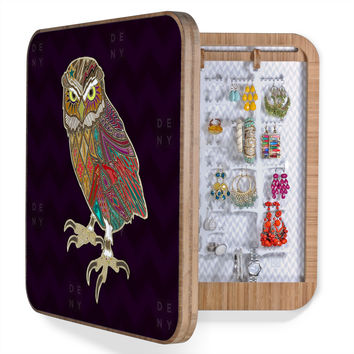 Sharon Turner Little Brother Owl BlingBox