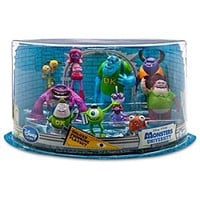 Monsters University Deluxe Figure Play Set | Disney Store