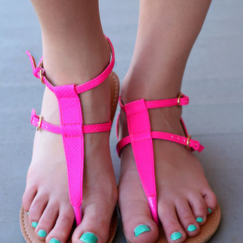 Summer Escape Sandal
