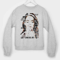 Lyrically Lana Del Rey long sleeves for mens and womens by usa