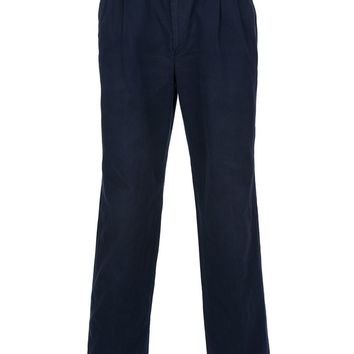 Gianni Versace Vintage Turn-up trouser