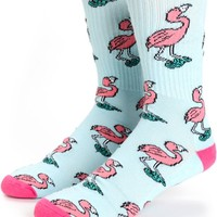 Vans Flamingo Crew Socks