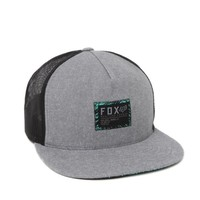 Fox Rything Trucker Hat - Mens Backpack - Grey - One