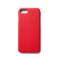 Personalised iPhone Case, Red iPhone Case Standard | Not Another Bill