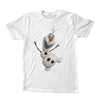 OLAF disney frozen For T-Shirt Unisex Adults size S-2XL