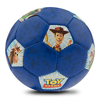 Toy Story Soccer Ball   Disney Store