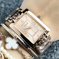 Tous Women Fashion New Watch Bear Pattern Wristwatch