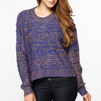 Chunky Over Sized High Low Sweater