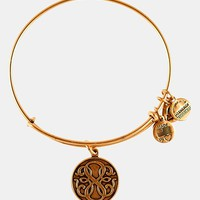 Women's Alex and Ani 'Path of Life' Wire Bangle - Russian