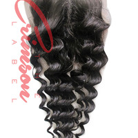 Brazilian Deep Wave Lace Closure | Scarlett Collection