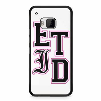 Every Time I Die Varsity Letters HTC M9 Case