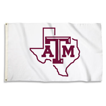3 Ft. X 5 Ft. Flag W/Grommets Texas A & M Aggies - 35530