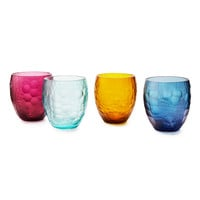 COPO GLASSES - SET OF 4 | handmade glass	 | UncommonGoods