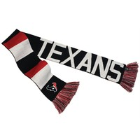 Houston Texans - Baker Reversible Striped Knit Scarf