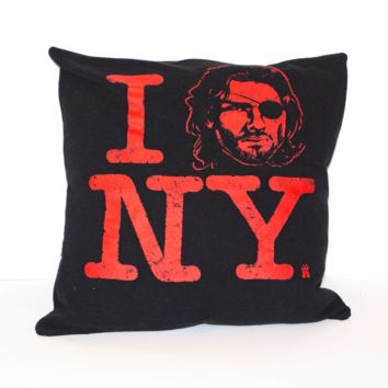 Escape From New York Pillow