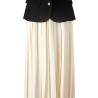 Moschino Vintage layered skirt