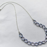 Spring Flowers Tone Necklace