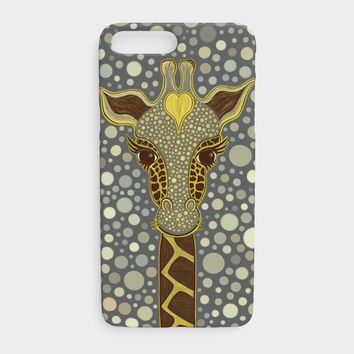 Love Giraffe iPhone 7 Plus Phone Case