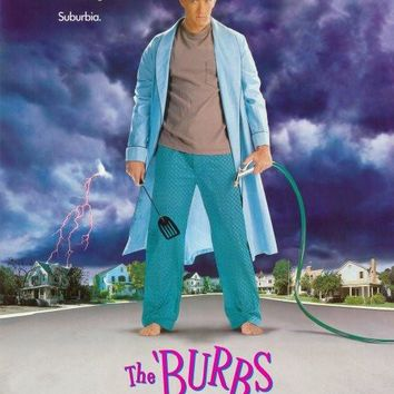 The Burbs 27x40 Movie Poster (1989)