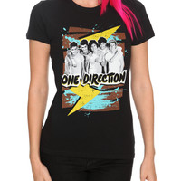 One Direction Bolt Girls T-Shirt | Hot Topic