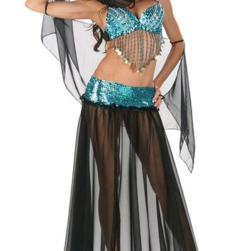 Atomic Deluxe Belly Dancer Costume