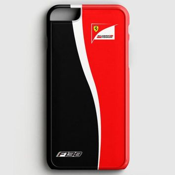 Fernando Alonso F1 Formula Scuderia Ferrari Team iPhone 6 Plus/6S Plus Case | casescraft