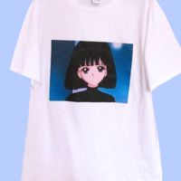 Sailor Saturn Tee