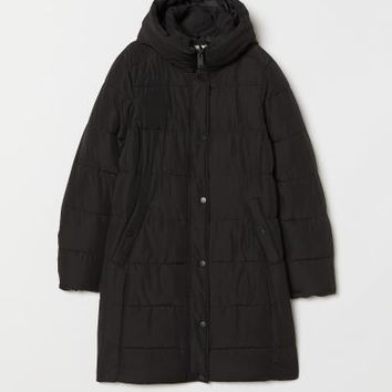 Padded Jacket - Black - Ladies | H&M US