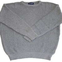 fisherman sweater american apparel - Google Search