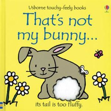Usborne Books & More. That's Not My Bunny
