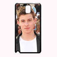 Shawn Mendes Press Room 2cbde63b-495d-4108-9c5a-46143d6acf3f FOR SAMSUNG GALAXY NOTE 3 CASE**AP*