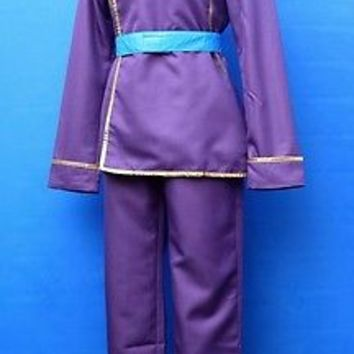Sailor moon Nephrite Cosplay Costume Custom Made