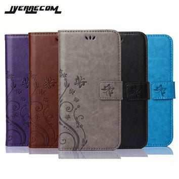 Luxury Retro Flip Case For Coque IPhone 6 S 6s Leather + Soft Silicon Wallet Cover For Apple IPhone 6 iphone6 Case Phone Fundas