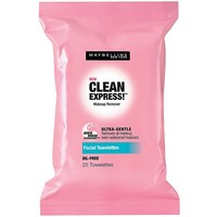 Clean Express Facial Towelettes 25 Ct