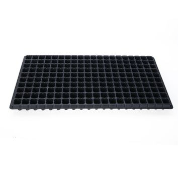 200 Cell Seedling Tray Starter Plastic Nursery Tray Extra Strength Seed Plant Bonsai Flower Pots Seed Grow Box Garden Supplies