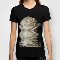 Rose Flood T-shirt by Steve Purnell