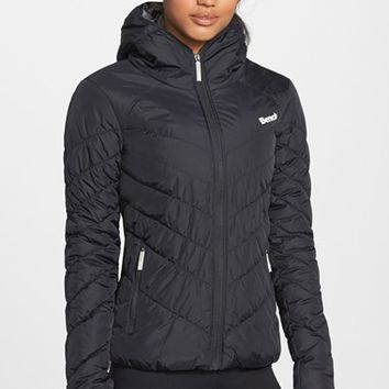 Women's Bench 'Foolhardy' PrimaLoft Quilted Jacket ,