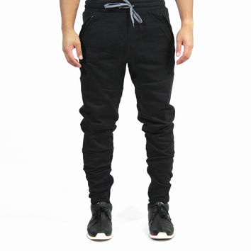 Standard Issue French Terry Trackers - Black (sold out)