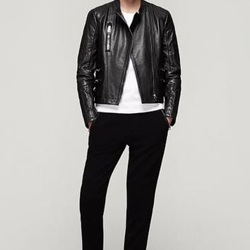 Rag & Bone - Chamonix Moto Jacket, Black