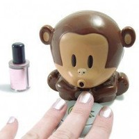 Blow Monkey Nail Drier - Other - HomeDecor